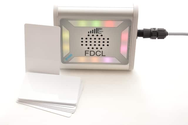 czytnik RFID Projekt elektroniki Prodel